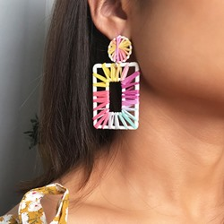 Handmade Bohemian Gift Earrings