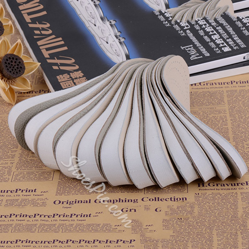 Leather Invisible Breathable Inner Insole