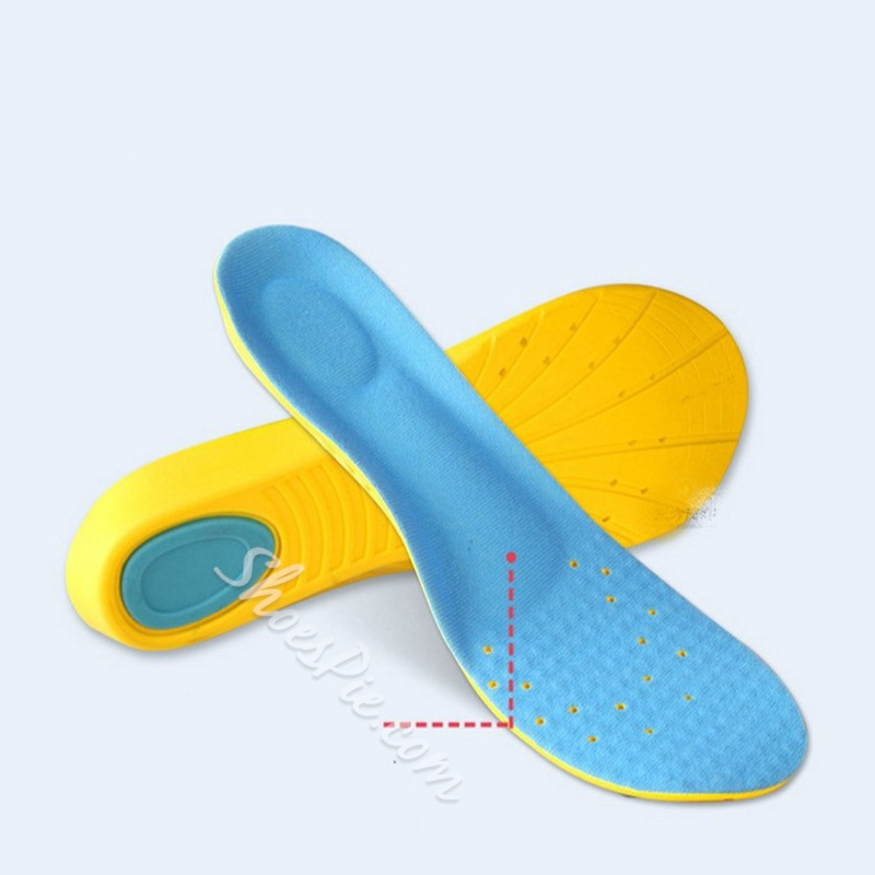 PU Sports Shock Absorption Casual Insole