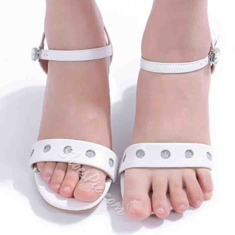 Invisible Non-Slip Sandals Front Feet Insole