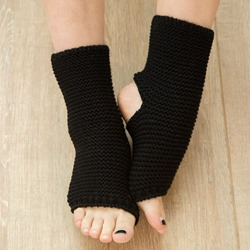 Knitted Sports Protection Socks