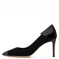 Shoespie Stylish Pointed Toe Slip-On Stiletto Heel Casual Thin Shoes