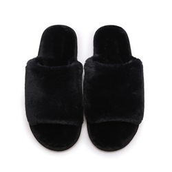 Shoespie Sexy Slip-On Flat With Flip Flop Sweet Slippers