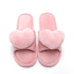 Shoespie Sexy Candy Color Flat With Slip-On Plain Slippers