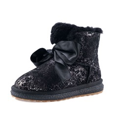 Shoespie Stylish Lace-Up Front Round Toe Casual Boots