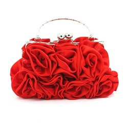 Shoespie Floral Versatile Clutches & Evening Bags