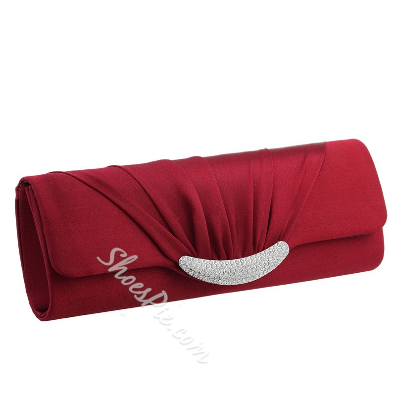 Shoespie Versatile Rectangle Polyester Clutches & Evening Bags