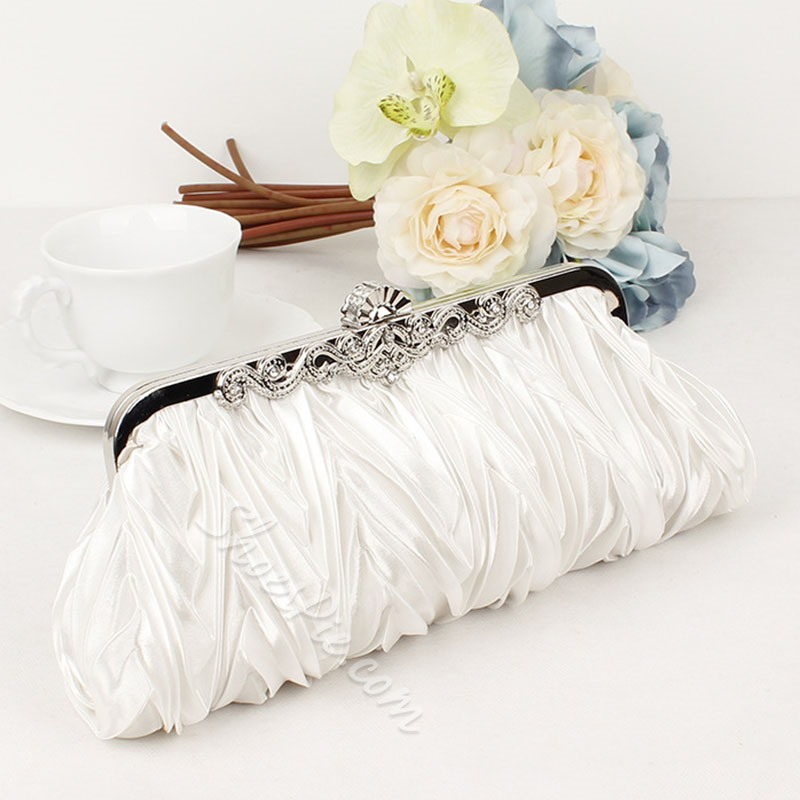 Shoespie Rhinestone Banquet Evening Bags