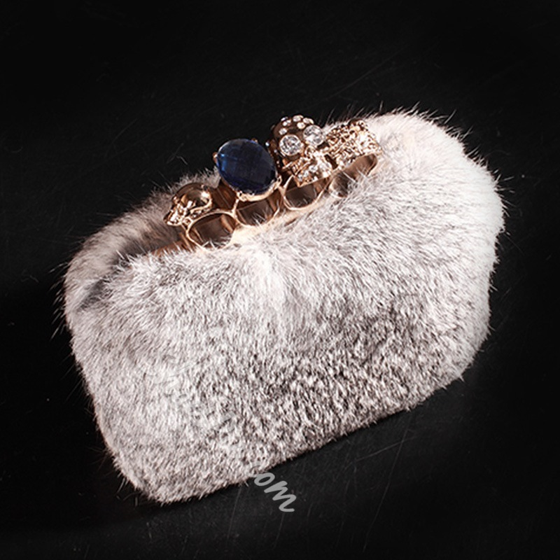 Shoespie Versatile Soft Square Clutches & Evening Bags