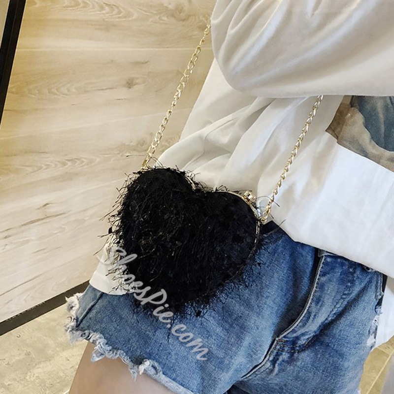 Shoespie Chain Crossbody Casual Bags