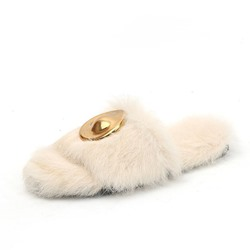 Shoespie Trendy Flat With Flip Flop Slip-On Four Seasons Slippers