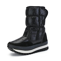 Shoespie Sexy Plain Round Toe Hasp Casual Boots