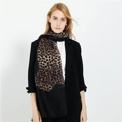 Scarf Print Fashion Leopard Scarves