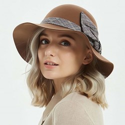 Fedora Hat Wool Sweet Spring Hats