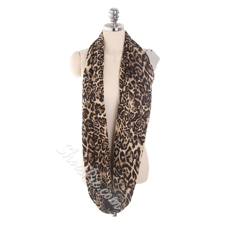 Fashion Print Scarf Scarves