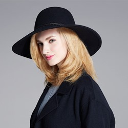 Wool British Fedora Hat Spring Hats