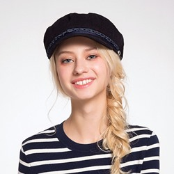 Fashion Polyester Beret Winter Hats