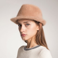 Fashion Hemming Polyester Winter Hats