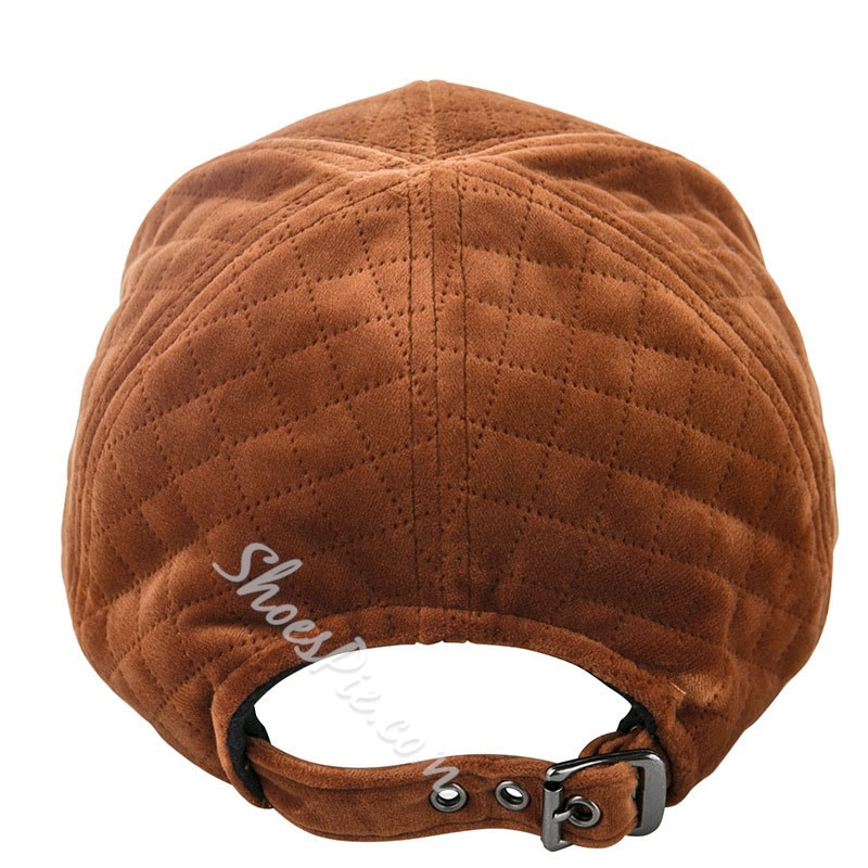 Polyester Baseball Cap Fashion Winter Hats