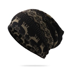 Polyester Skullies & Beanies Fashion Spring Hats