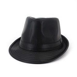 Sewing Thread Simple Leather Plain Hats