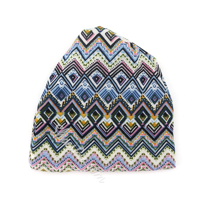 Polyester Skullies & Beanies European Winter Hats
