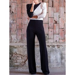 Full Length Elegant Slim Women's Jumpsuit