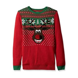 Regular Loose Christmas Women's Sweater