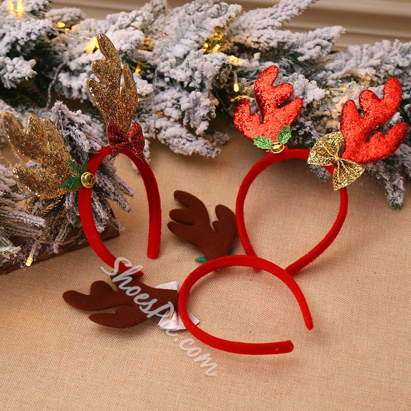 Hairband Handmade European Christmas Hair Accessories