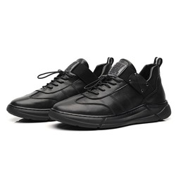 Shoespie Men's Flat With Lace-Up Low-Cut Upper Round Toe Sneakers