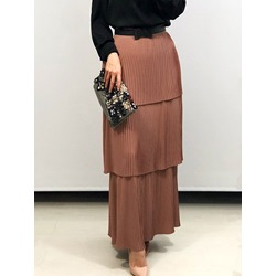 Cupcake Skirts Ankle-Length Casual Women's Skirt