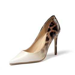 Shoespie Trendy Pointed Toe Slip-On Stiletto Heel Low-Cut Upper Thin Shoes