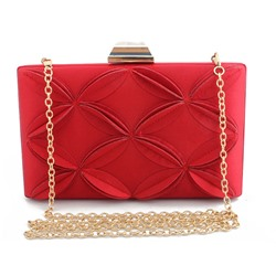 Shoespie Satin Rectangle Versatile Clutches & Evening Bags
