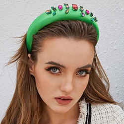 Hairband European Diamante Gift Hair Accessories