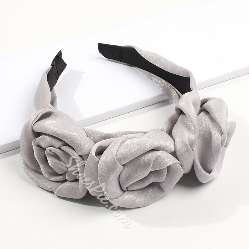 Hairband Handmade Sweet Party Hair Accessories