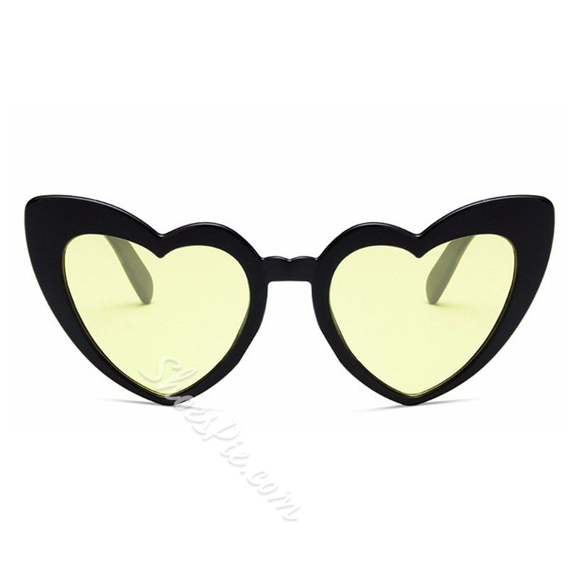 Resin Wrap Fashion Sunglasses