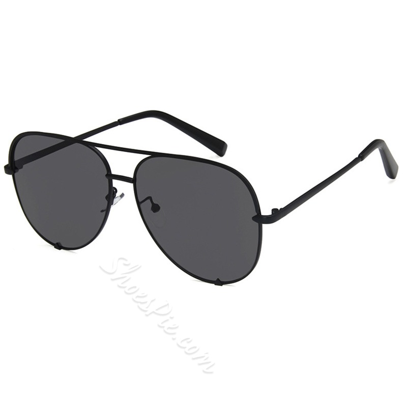 Wrap Resin Unisex Fashion Sunglasses