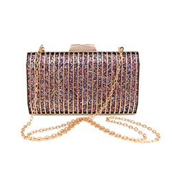Shoespie Rectangle Versatile Clutches & Evening Buckle Bags
