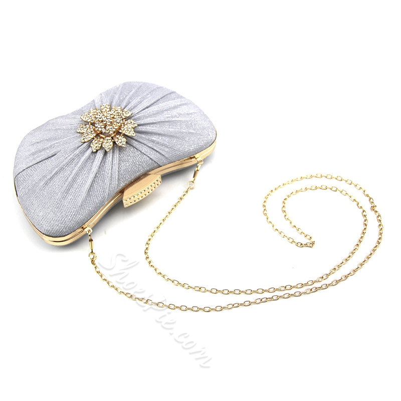 Shoespie Banquet Clutches & Evening Buckle Bags