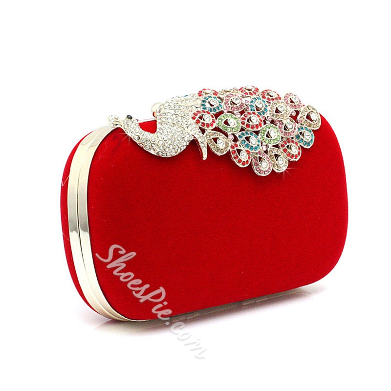 Shoespie Animal Rectangle Clutches & Evening Bags