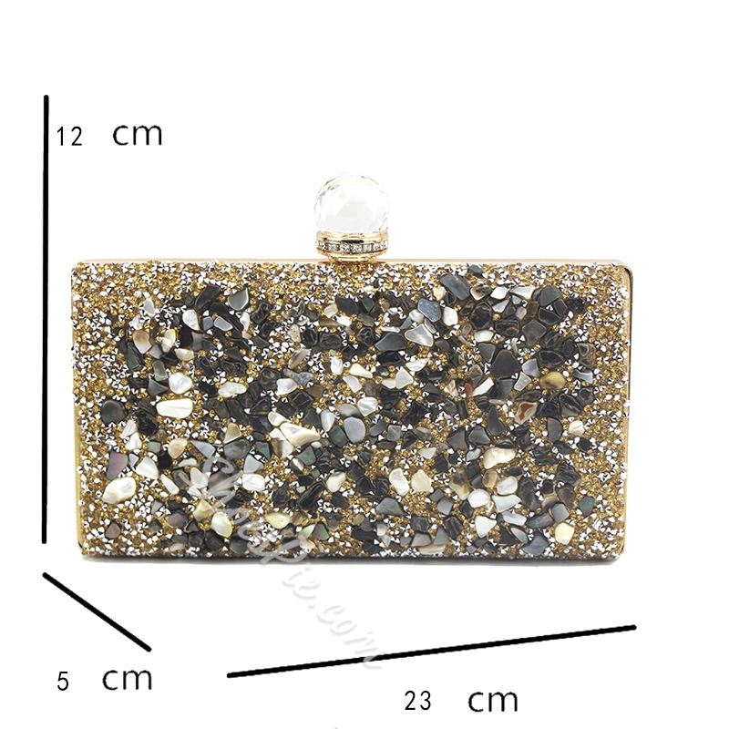Shoespie Rectangle Banquet Clutches & Evening Small Bags
