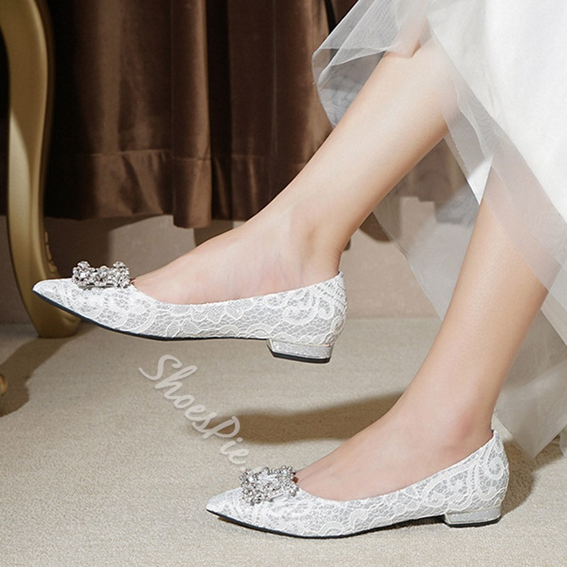 Shoespie Sexy Block Heel Slip-On Pointed Toe Banquet Thin Shoes