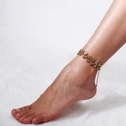 E-Plating Sweet Female Anklets Anklets