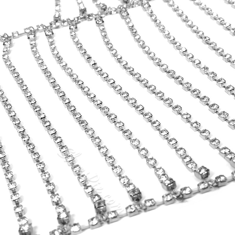 Diamante Sexy European Female Body Chain
