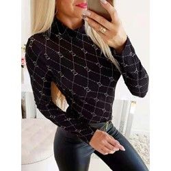 Long Sleeve Slim Women's T-Shirt