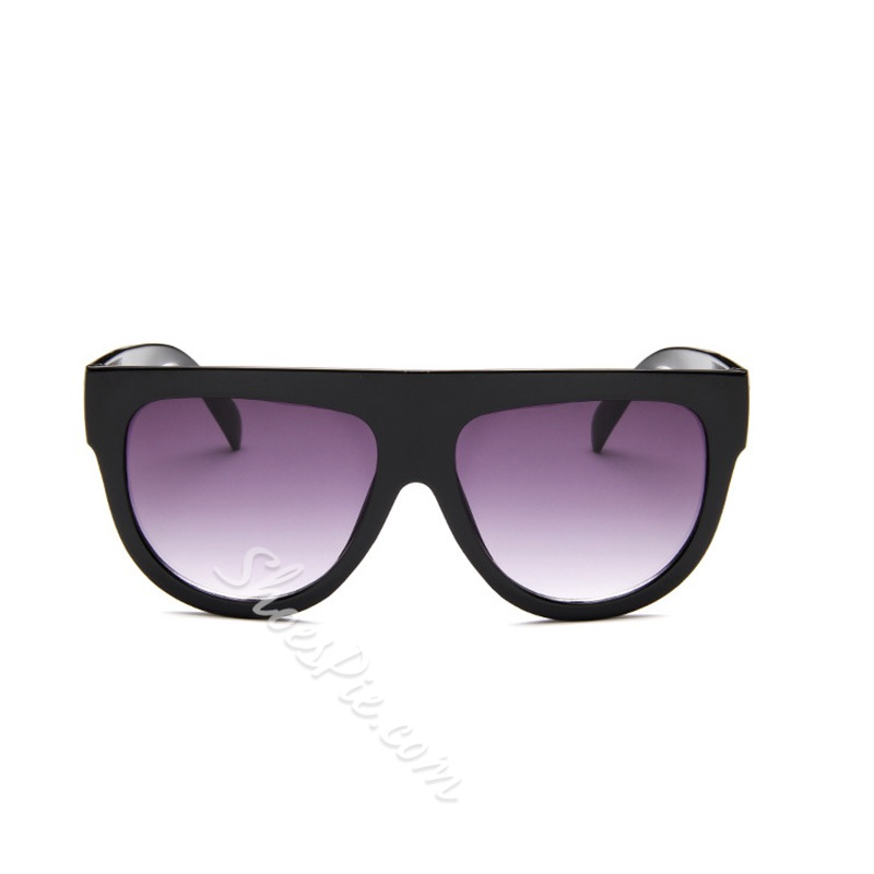 Wrap Resin Vintage Sunglasses