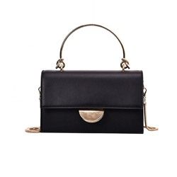 Shoespie Polyester Plain Sweet Rectangle Bags