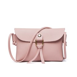 Shoespie PU Plain Fashion Crossbody Bags