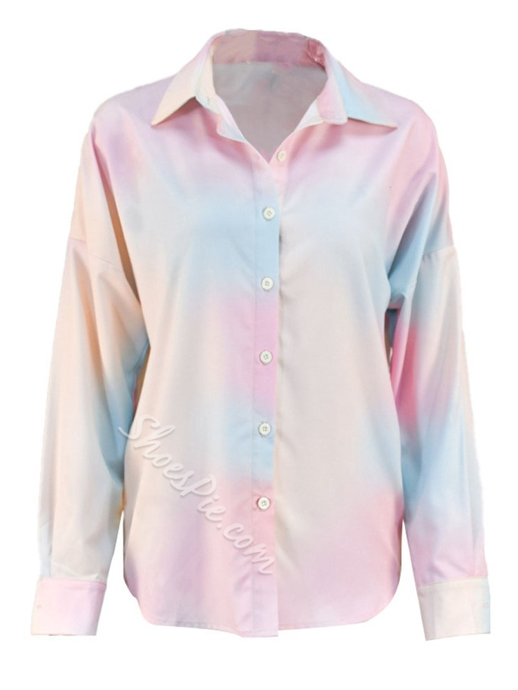 Colorful Regular Standard Women's Shirt