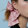 Sweet Pearl Inlaid Barrette Birthday Hair Accessories